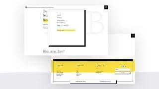 Download a FREE Header and Footer Template for Divi's Freelance Writer Layout Pack