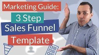 Sales Funnel Marketing Plan: Convert Strangers into Customers (Beginners Funnel)